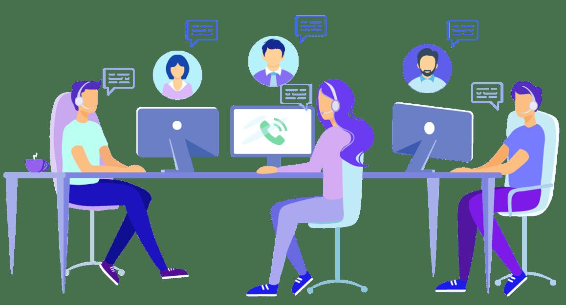 Contact met Digital Minds