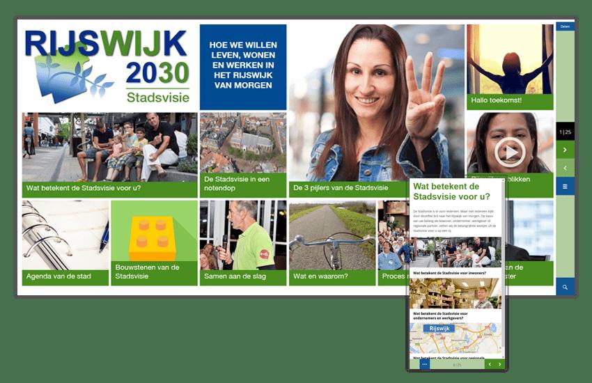 online magazine stadsvisie Rijswijk
