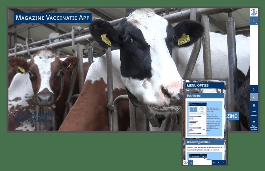 online magazine boehringer ingelheim vaccinatie app